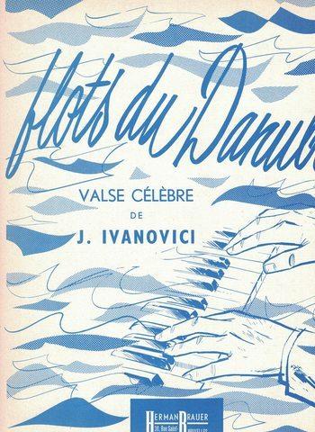 FLOTS DU DANUBE - IVANOVICI