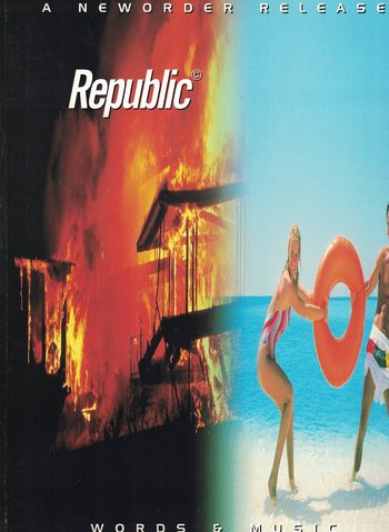 A NEW ORDER RELEASE - REPUBLIC / PVG