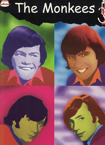THE MONKEES - GUITAR LEGENDS