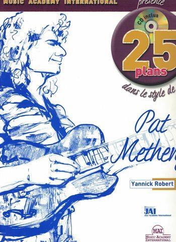PAT METHENY - DANS LE STYLE DE / GUITAR