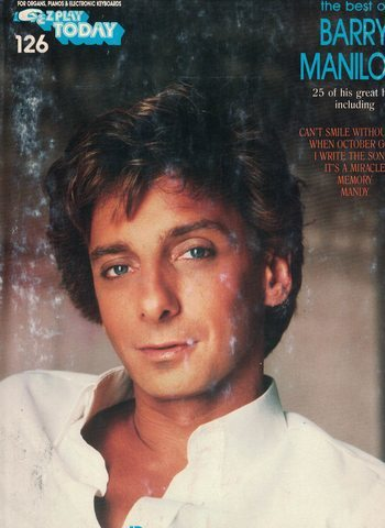 BARRY MANILOW - THE BEST OF / PVG