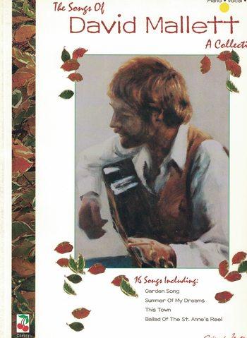 DAVID MALLETT - THE SONGS OF / PVG