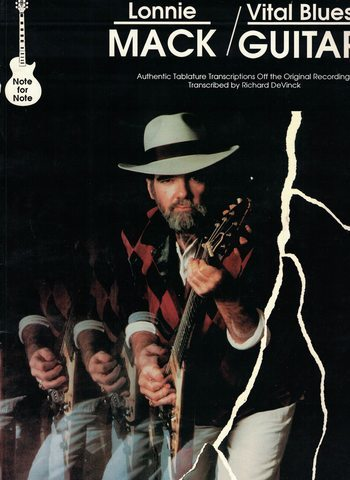 LONNIE MACK - GUITAR