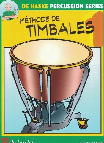 METHODE DE TIMBALES - BOMHOF