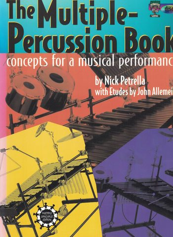 MULTIPLE-PERCUSSION BOOK