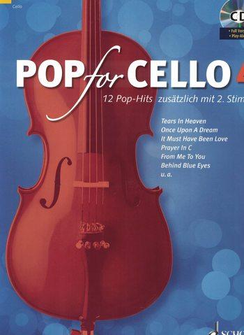 POP FOR CELLO