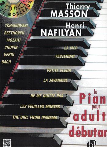 LE PIANO POUR ADULTE DÉBUTANT