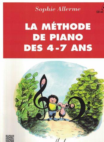 LA MÉTHODE DE PIANO DES 4-7 ANS