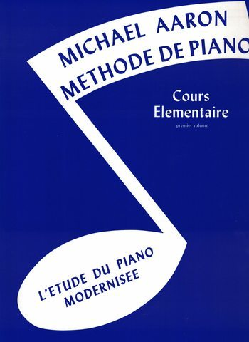 MICHAEL AARON MÉTHODE DE PIANO