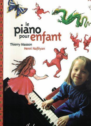 LA PIANO POUR ENFANT