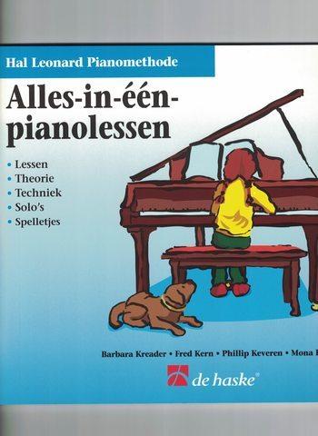 ALLES-IN-EEN-PIANOLESSEN