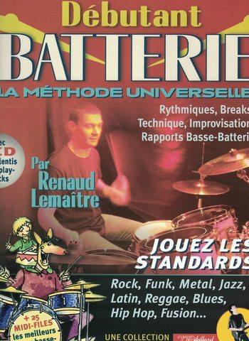 DEBUTANT BATTERIE par Renaud Lemaître