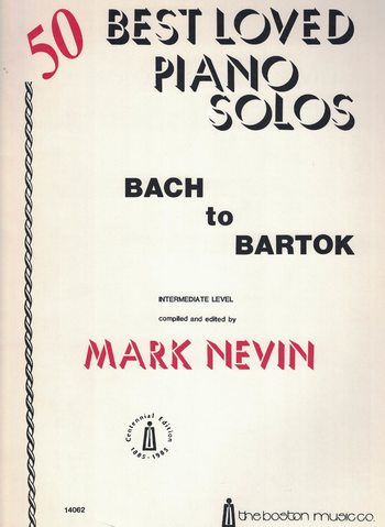 50 BEST LOVED PIANO SOLOS