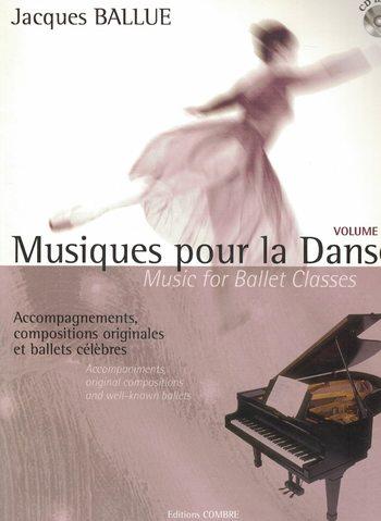 MUSIQUES POUR LA DANCE