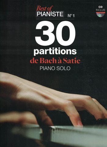 BEST OF PIANISTE 30 PARTITIONS