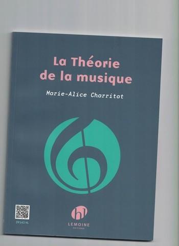 CHARRITAT - LA THEORIE DE LA MUSIQUE