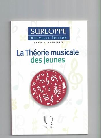SURLOPPE - LA THEORIE MUSICALE DES JEUNES