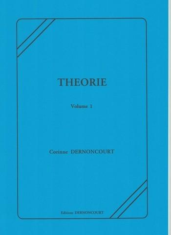 DERNONCOURT - THEORIE VOLUME 1