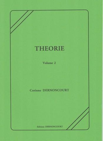 DERNONCOURT - THEORIE VOLUME 2