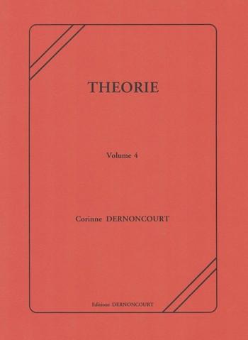 DERNONCOURT - THEORIE VOLUME 4