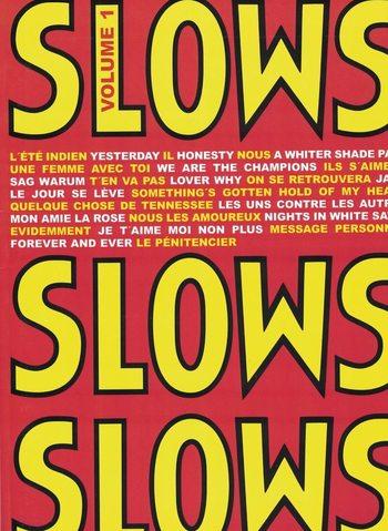 SLOWS - VOLUME 1