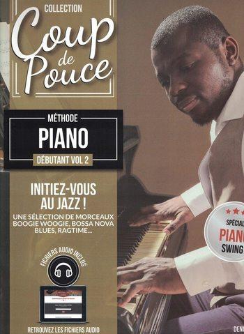 COUP DE POUCE PIANO 2 - JAZZ