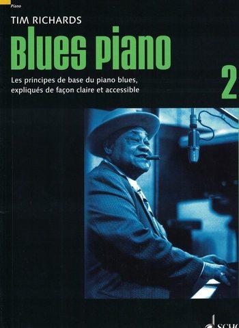 BLUES PIANO - TIM RICHARDS