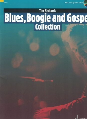 BLUES BOOGIE AND GOSPEL COLLECTION