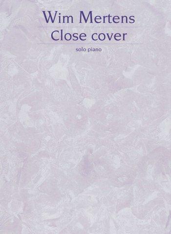 WIM MERTENS - CLOSE COVER