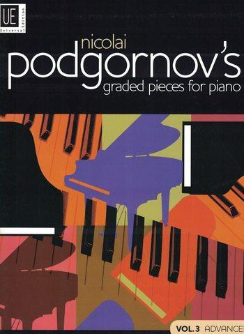 PODGORNOV'S GRADED PIECES FOR PIANO