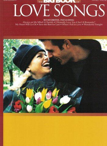 BIG BOOK OF LOVE SONGS