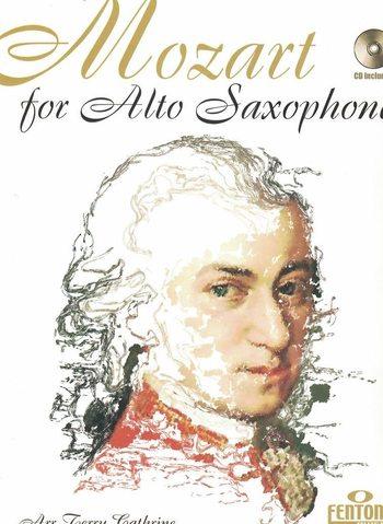 Mozart for alto sax