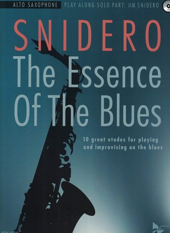 SNIDERO - ESSENCE OF BLUES
