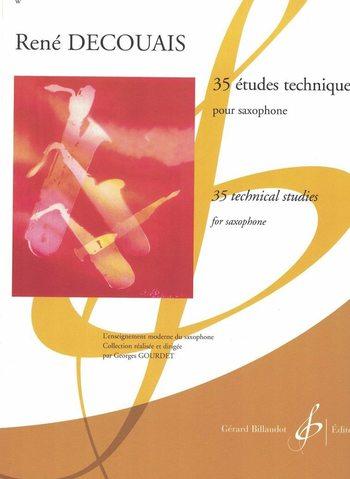 DECOUAIS - 35 ETUDES TECHNIQUES