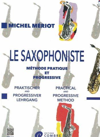 MERIOT - LE SAXOPHONISTE