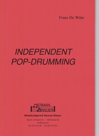 DE WITTE - INDEPENDENT POP-DRUMMING