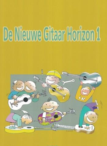 Nieuwe Gitaar Horizon 1