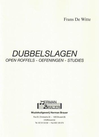 DE WITTE - DUBBELSLAGEN