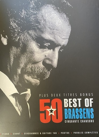 BRASSENS - BEST OF - 50 CHANSONS