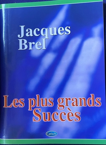 JACQUES BREL - LES PLUS GRANDS SUCCES