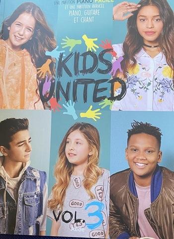 KIDS UNITED VOL. 3
