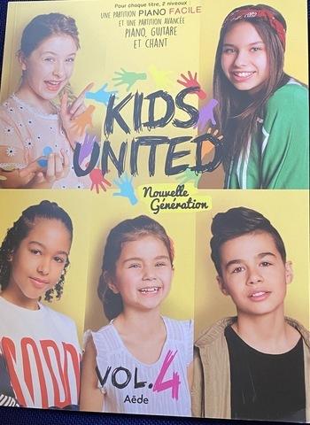 KIDS UNITED VOL. 4