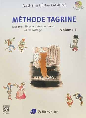 METHODE TAGRINE VOLUME 1