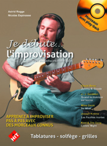 JE DEBUTE L'IMPROVISATION