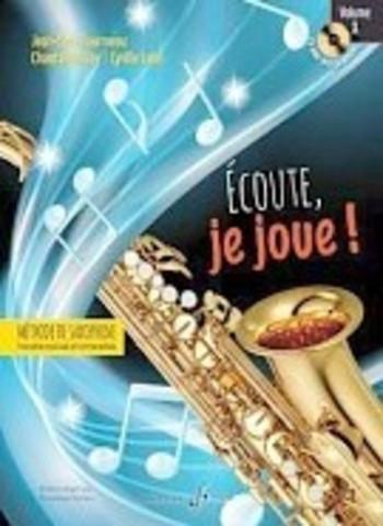 ECOUTE, JE JOUE ! VOLUME 1 - FOURMEAU