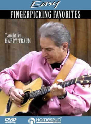 EASY FINGERPICKING FAVORITES - HAPPY TRAUM