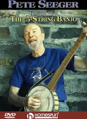 PETE SEEGER - HOW TO PLAY THE 5-STRING BANJO