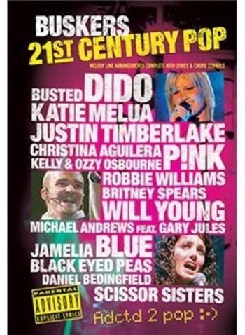 BUSKERS 21ST CENTURY POP - 2
