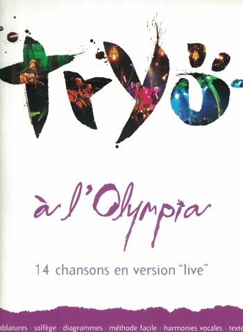 TRYO A L'OLYMPIA