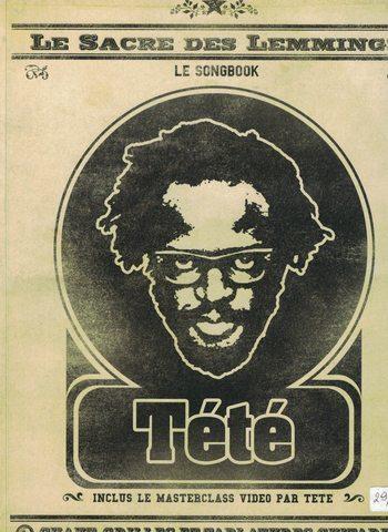 TETE - LE SACRE DES LEMMINGS